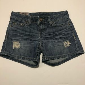 Pants - Jean Shorts Distressed Size 1
